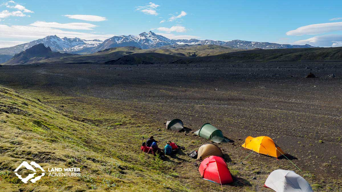 Packrafting Expedition Iceland
